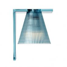 Light air kinkiet 1x5W E14 14cm niebieski