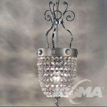 Elegantia oprawa oświetleniowa swarovski® elements chrom