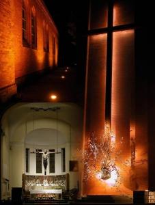 Oświetlenie Kościoła