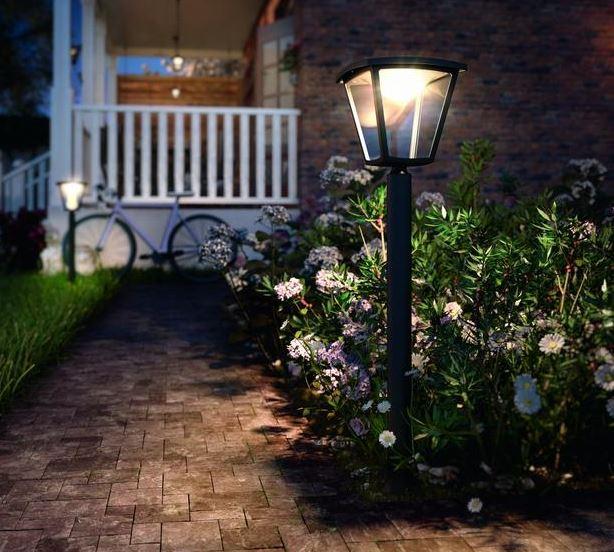 - 15 % na oświetlenie ogrodowe