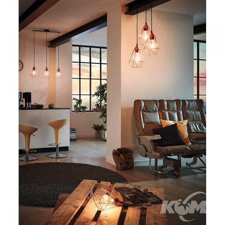 Trendy w oświetleniu  - część I lampy ażurowe