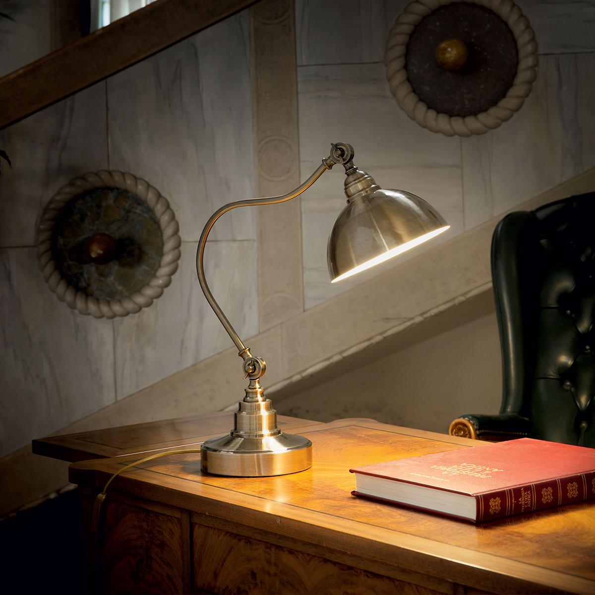 Lampa biurkowa - jaką wybrać?