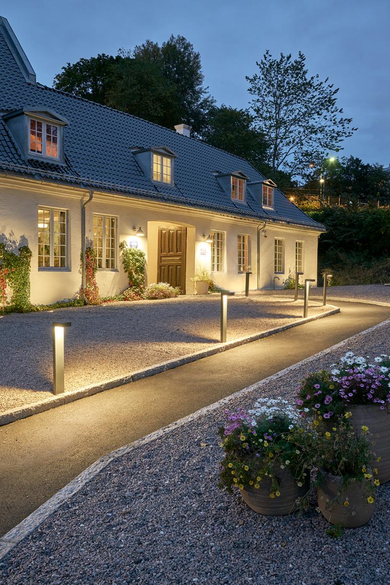 Jak oświetlić wejście do domu?