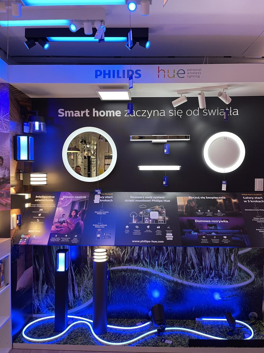 Smart home zaczyna się od światła!