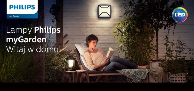 Niezawodne Lampy Ogrodowe Philips