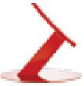 E.t.a. oprawa wiszaca e27/120W czerwona