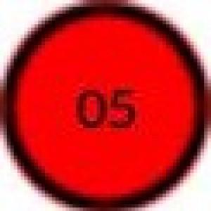 Box lampa sufitowa 1x50W G53 230V czerwony