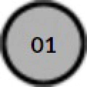 Line 30  N DALI kinkiet LED 1x9.8W C01 - aluminium