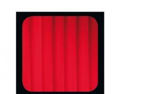 Tekno lp1 oprawa wiszaca 2x39W T5 wstazka czerwona
