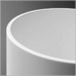 Iform oprawa wpuszczana biała (mat) 1x100W AR111 12V