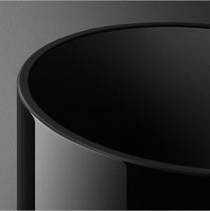 Iform oprawa wpuszczana czarna (połysk) 1x100W AR111 12V