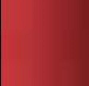 Dots kinkiet czerwony 6W led 2700K 500lm CRI>90
