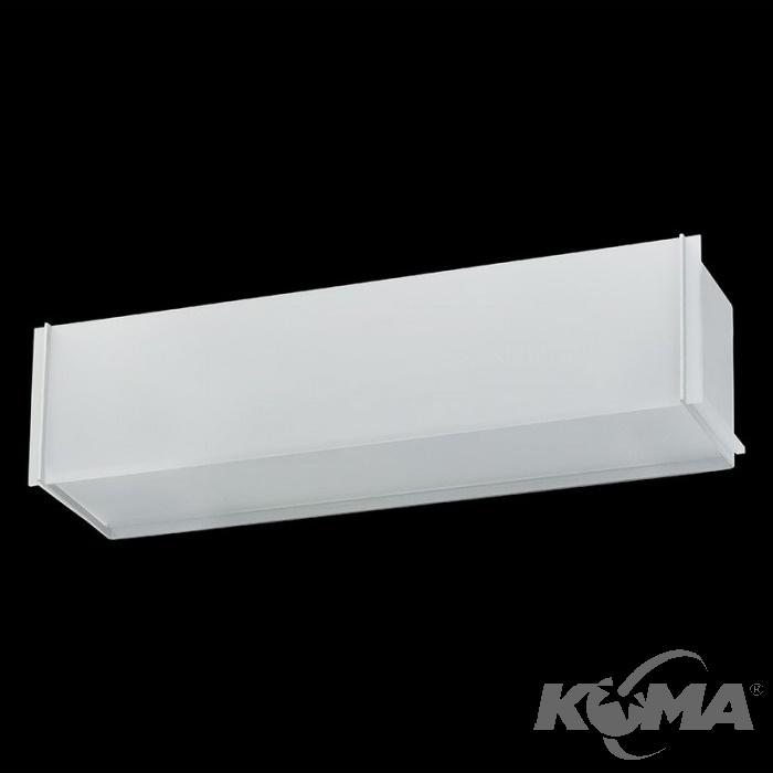 Traverso kinkiet 1x15W E27 230V biały