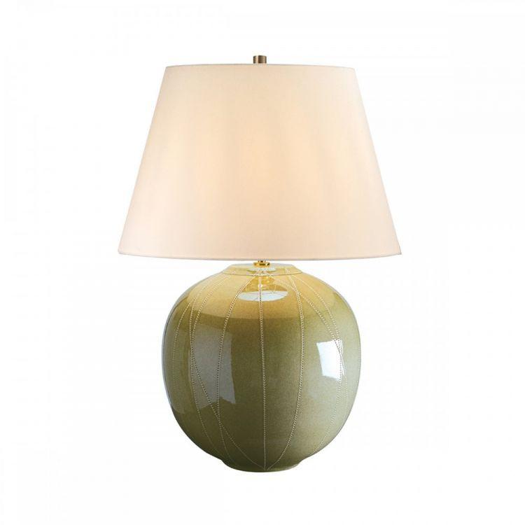 large Lampa stołowa Canteloupe ELSTEAD