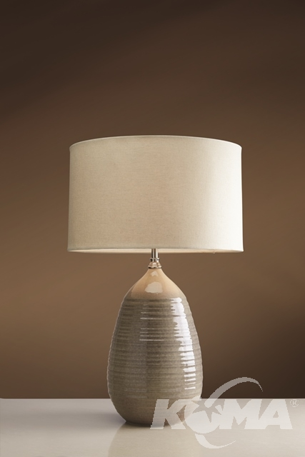 Belinda Lampa stołowa 1x60W E27 + abazur ls1089