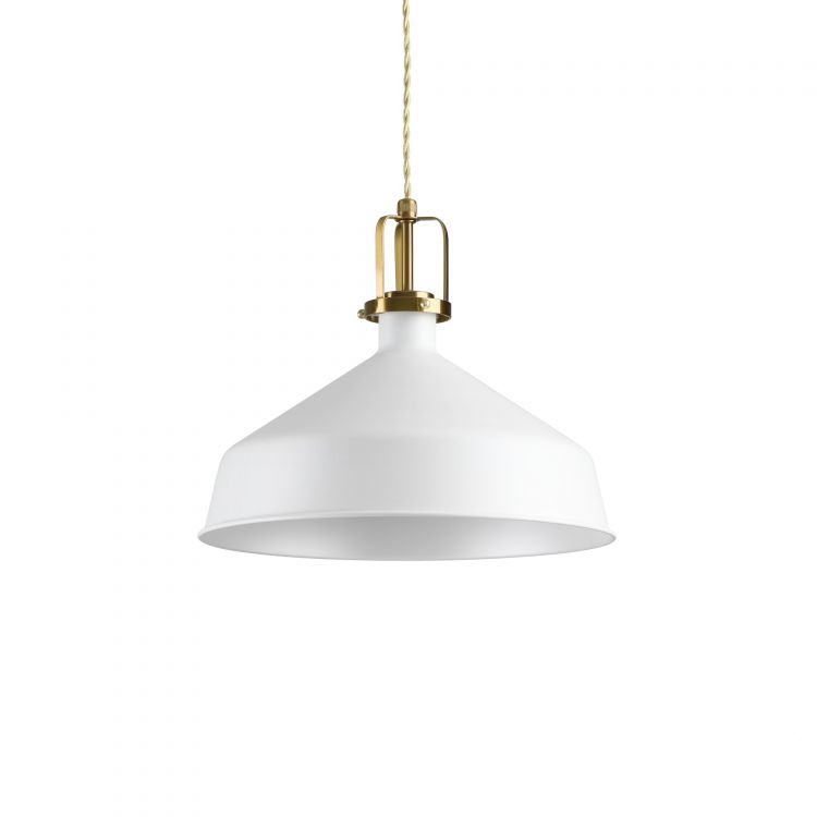 sp1 lampa wisząca biała Eris-2 IDEAL LUX