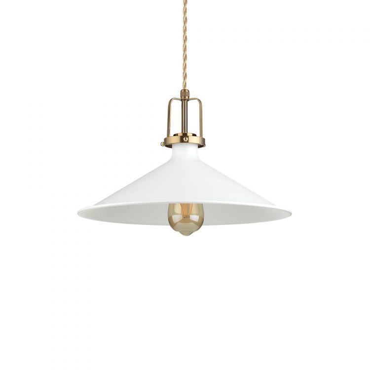 sp1 lampa wisząca biała Eris-4 IDEAL LUX