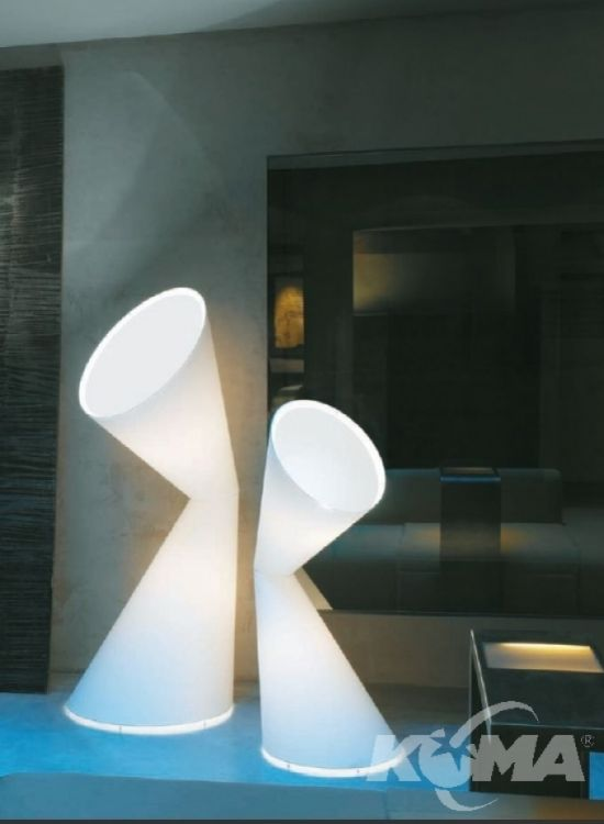 La la lamp lampa stojaca 2xe27/25W