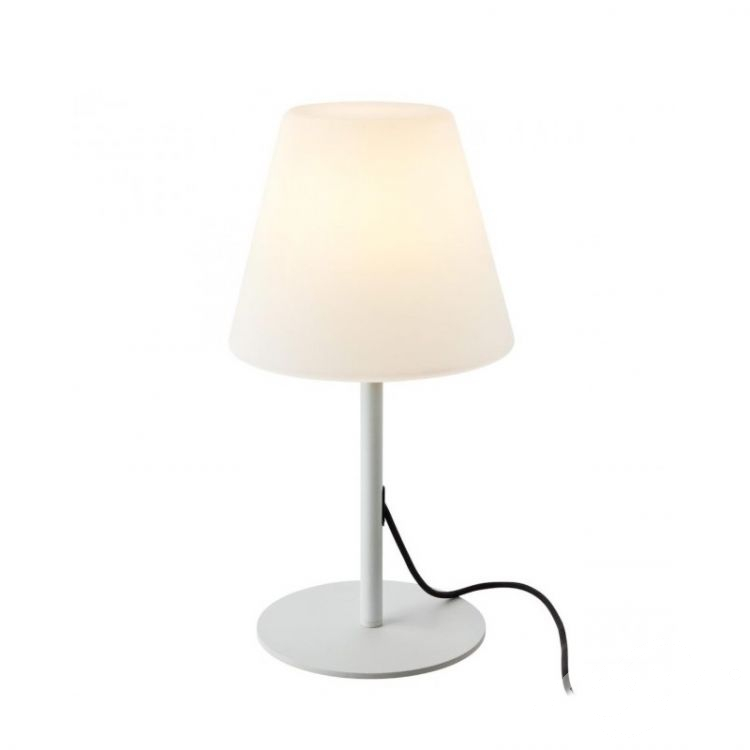 lampa stojąca zewnętrzna biała Pino_ve REDO
