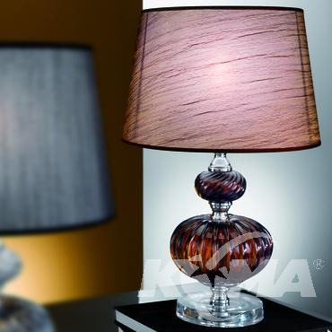 Lampka stołowa e27/60w