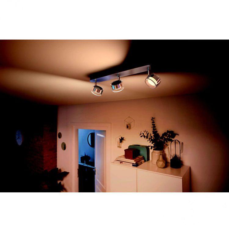 Worchester reflektor 3x4,5W LED 2200-2700K 230V chrom