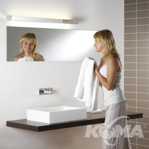 Tallin kinkiet łazienkowy 1x39W T5 230V chrom