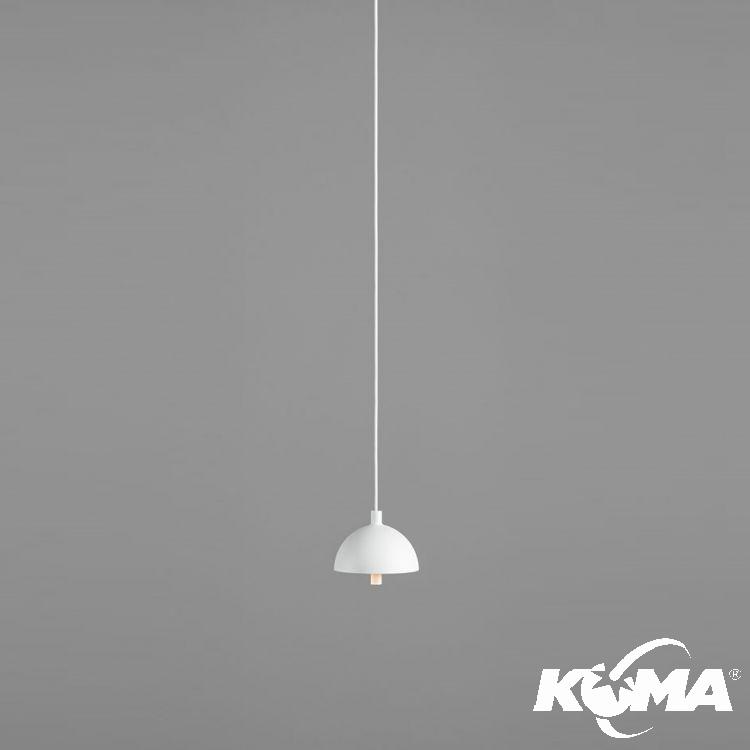 lampa wisząca śnieżnobiała Otel_B_Z CHORS