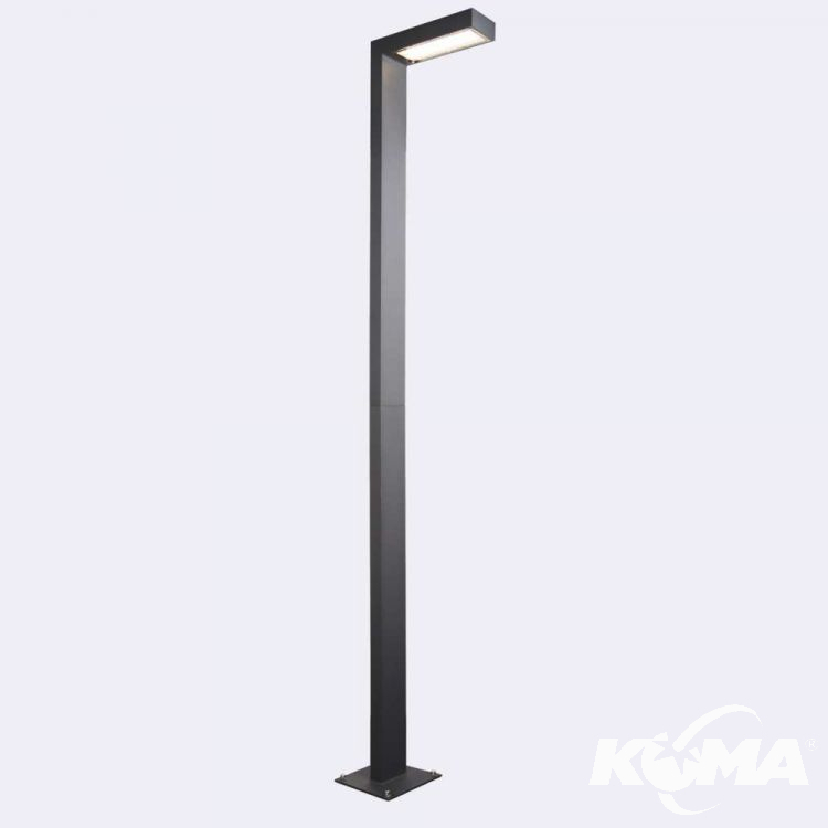 lampa stojąca zewnętrzna Asker NORLYS