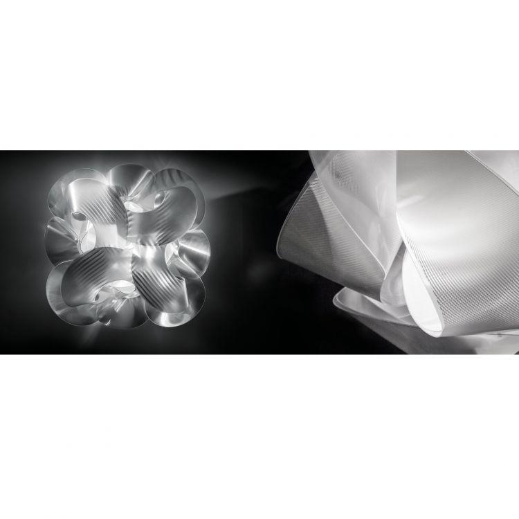 Fabula plafon 3x8W E27 230V transparentny