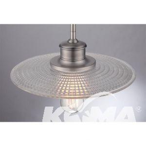 Lampa wisząca admiral 3 x60W E27 IB/ IMPERIAL BRONZE