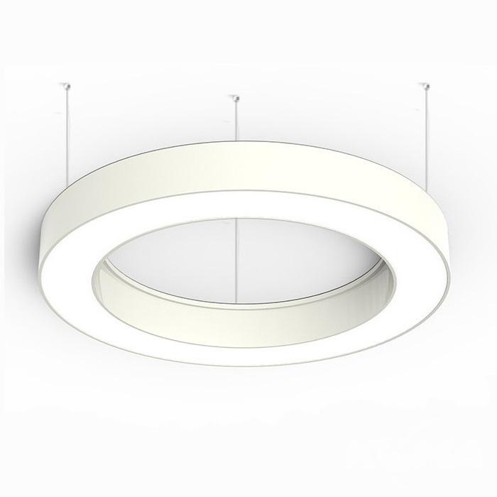 Alberta lampa wisząca 95cm 6x24W T5 230V biała