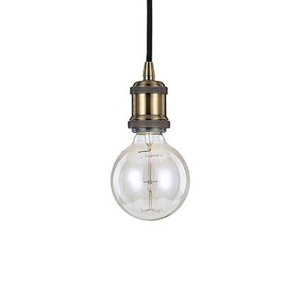 Frida SP1 lampa wisząca 1x60W E27 patyna