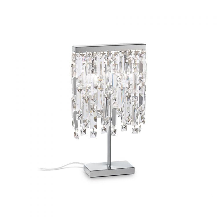 lampa podłogowa chrom Elisir IDEAL LUX