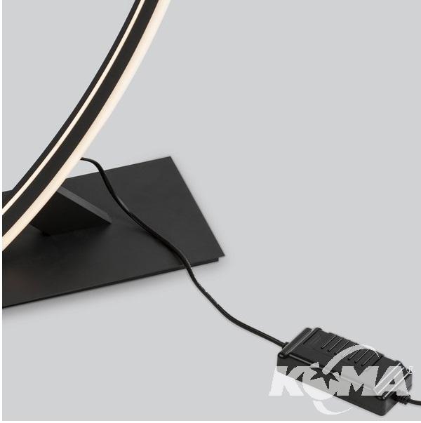 lampa stojąca czarna Breton
