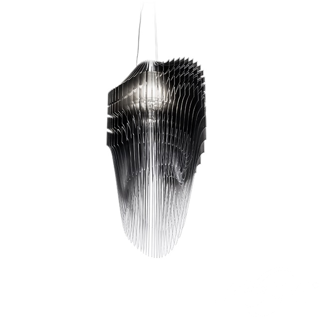 lampa wisząca czarna Avia SLAMP