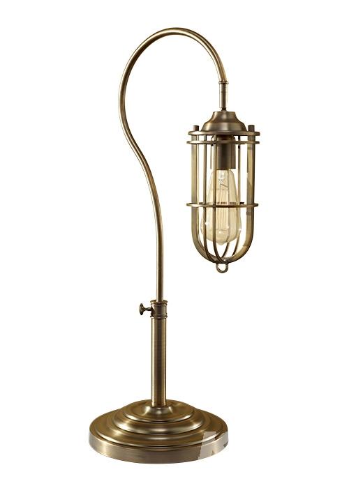 Urban lampka e27/60W braz