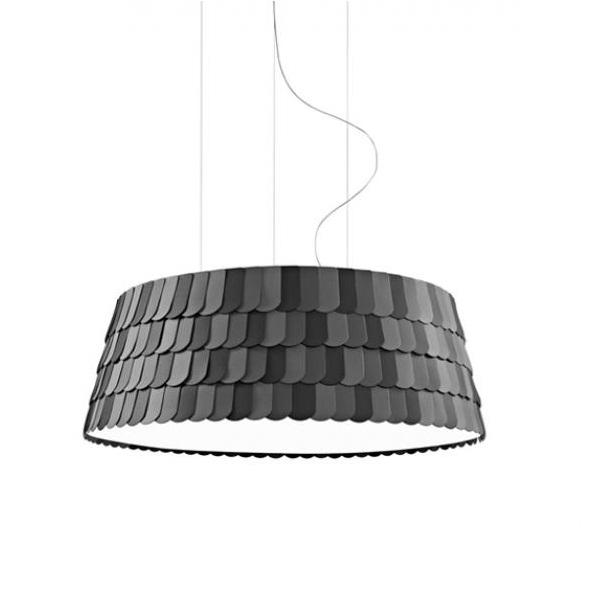 Roofer oprawa wiszaca E27 30W czarna