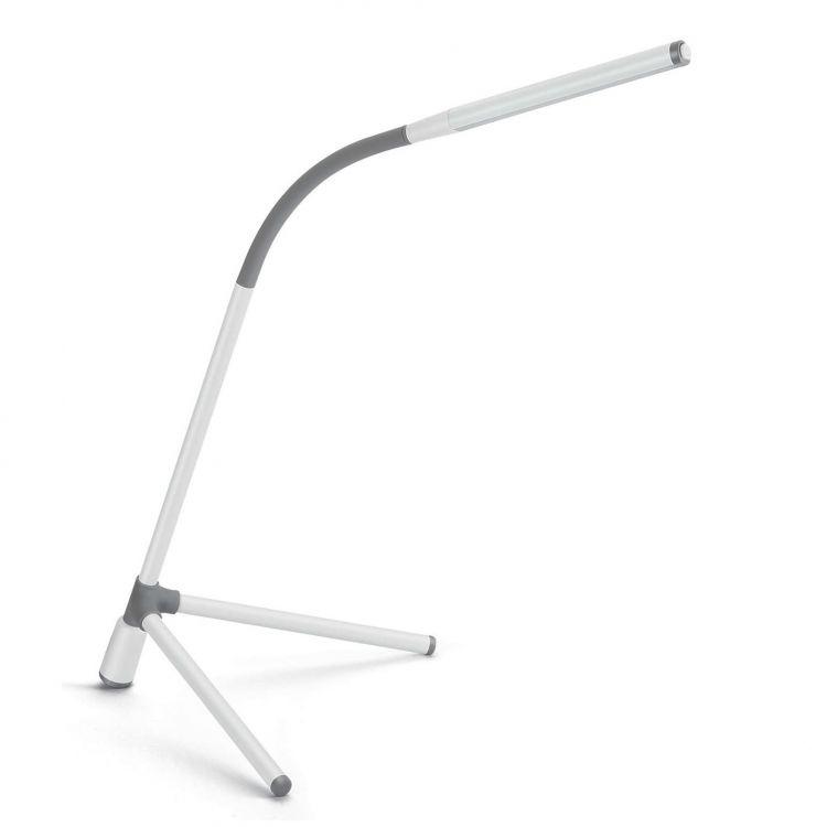 Geometry lampa biurkowa 2,6W LED biała