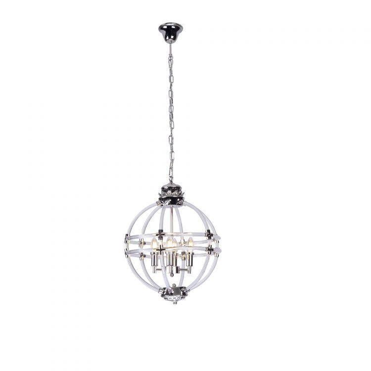 lampa wisząca chrom Oxford MAXlight