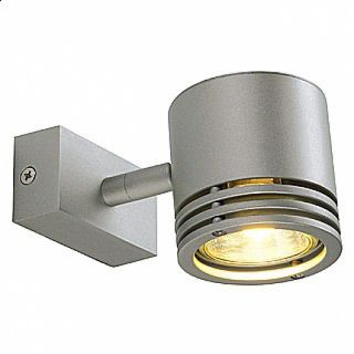 kinkiet GU10/50W aluminium Enna SPOTLINE