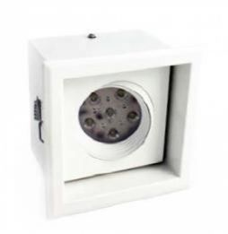 Olle 6 led 630 ma 12W power multichip IP40 8st biala, biala ciepla