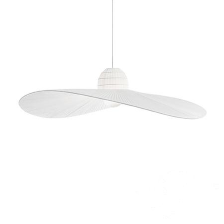 Madame lampa wisząca 1x60W E27 230V biała
