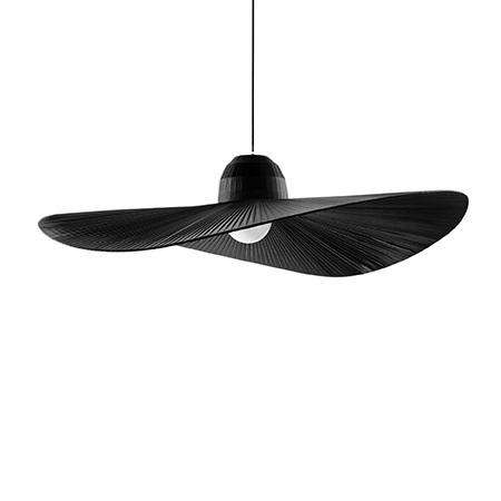 Madame lampa wisząca 1x60W E27 230V czarna