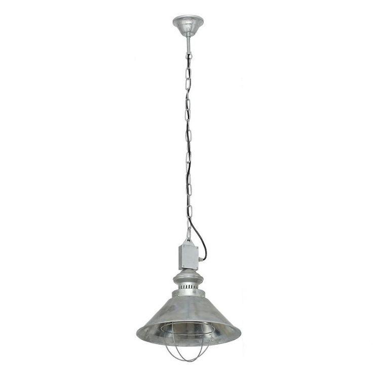 Zinc lampa wisząca Loft NOWODVORSKI