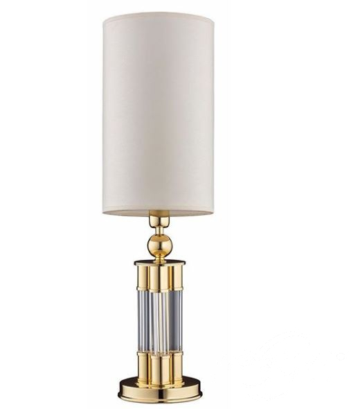 lampa gabinetowa złota Lea KUTEK