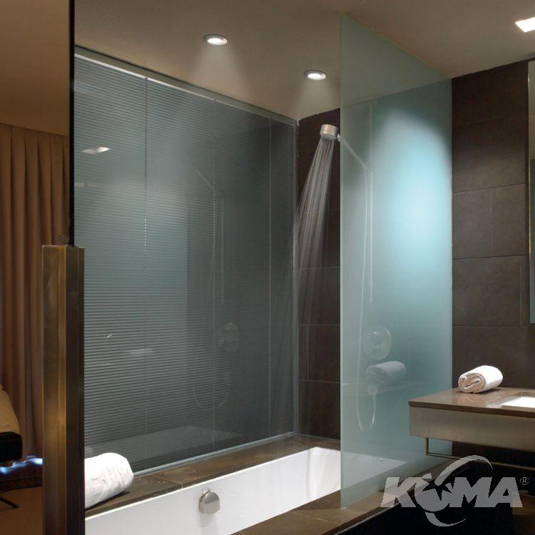 lampa wpuszczana łazienkowa Split LEDS