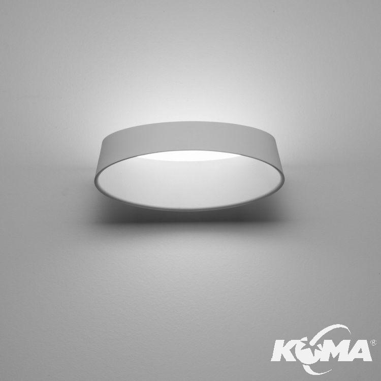 Oxygen kinkiet 17W LED 230V biały