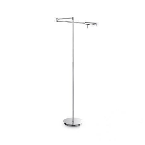 Drill lampa podłogowa 1x28W G9 230V chrom