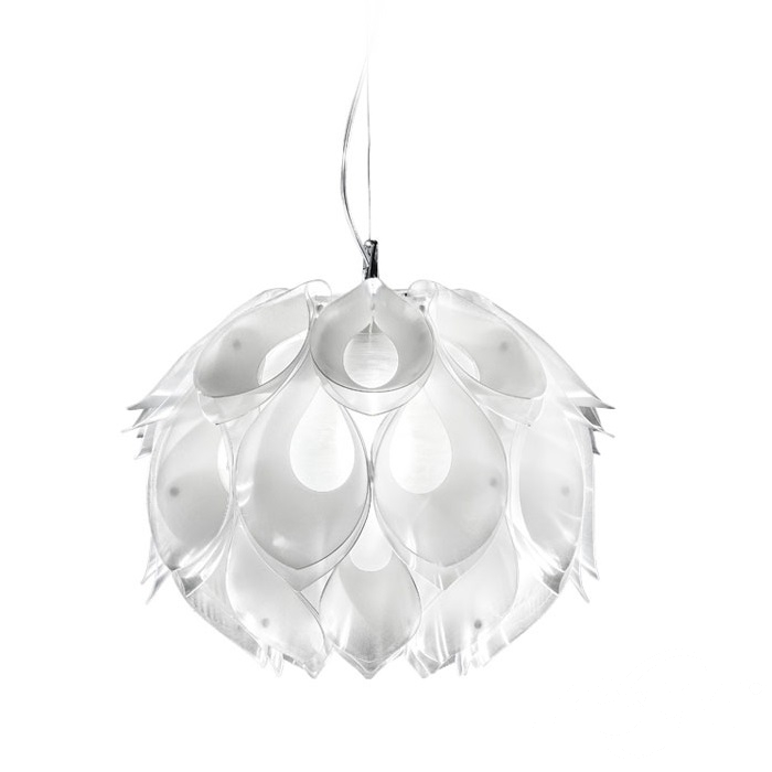 Flora M lampa wisząca 3x42W E27 230V biała, indeks: 16341