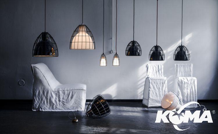 l lampa wisząca Frame KASPA